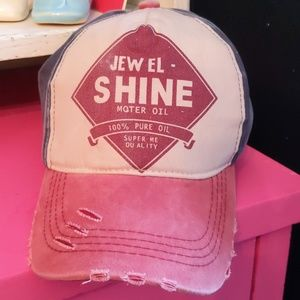 Jewel Shine Trucker Cap